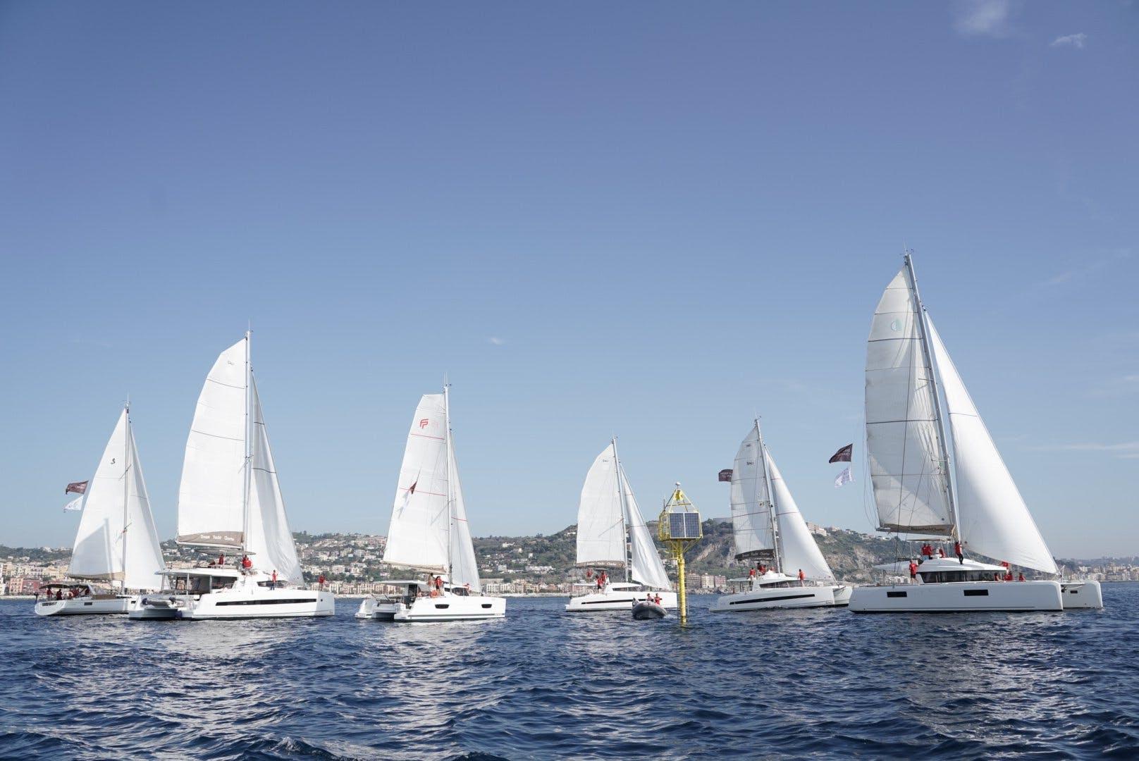 Dream Yacht Charter Owners meeting regatta